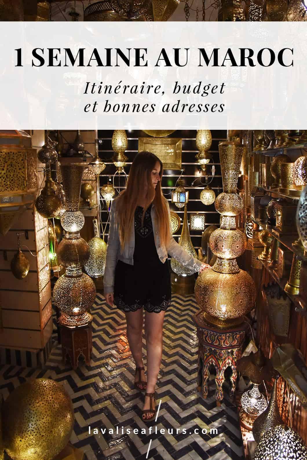 Itinéraire, budget, activités et bonnes adresses au Maroc
