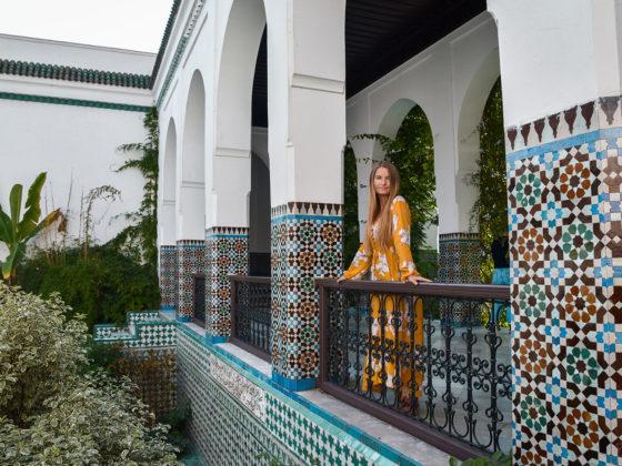 Visiter la Grande Mosquée de Paris