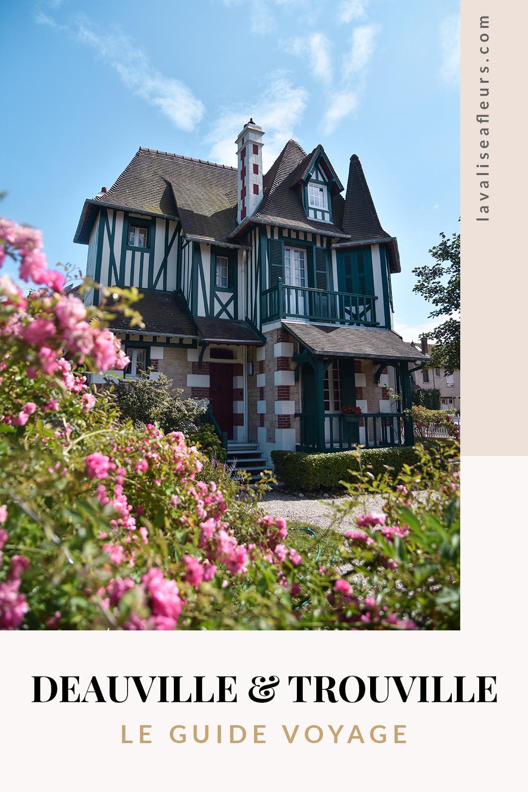 Deauville et Trouville, le guide en France