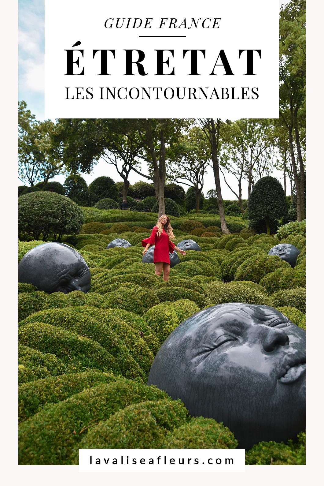 Les incontournables à Étretat guide en France