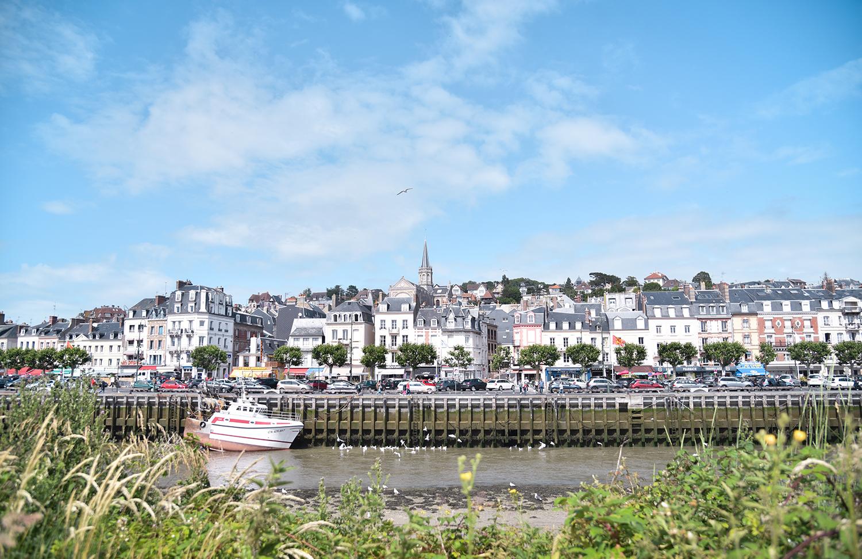 Un week end à Deauville et Trouville