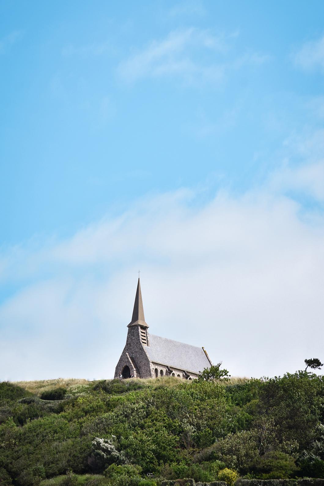 Visiter la Chapelle Notre-Dame-de-la-Garde à Étretat