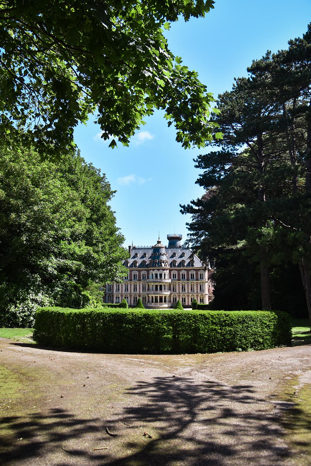 Le Château De Fréfossé