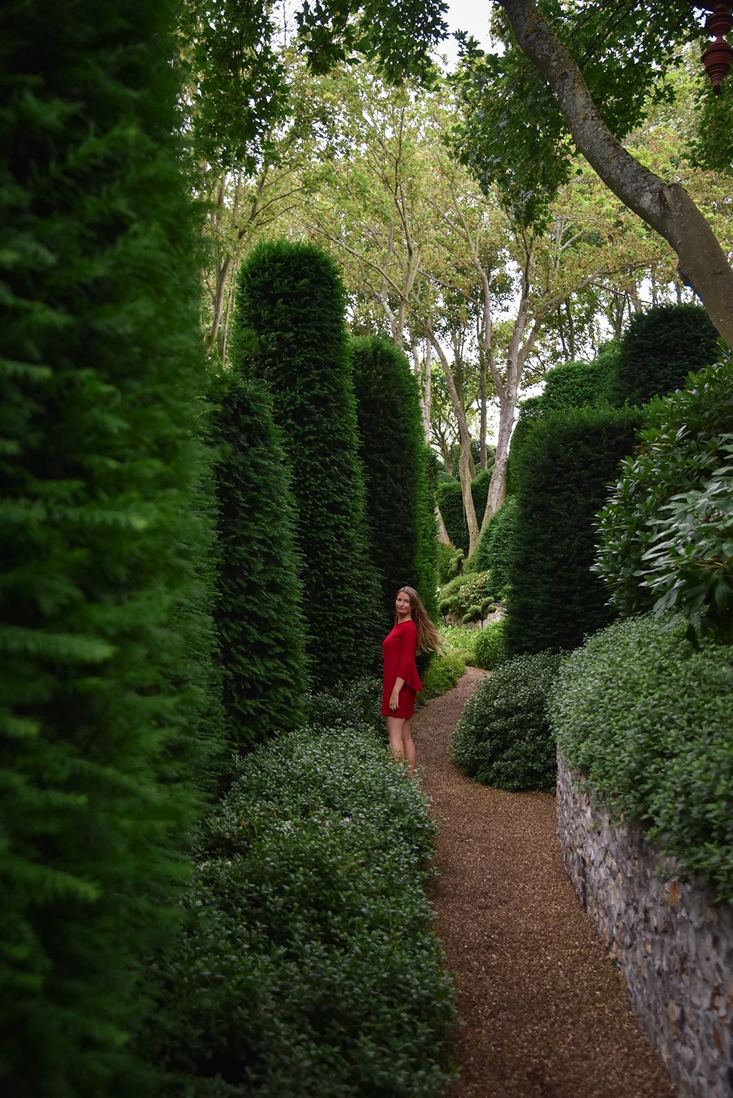 Balade aux Jardins d'Étretat