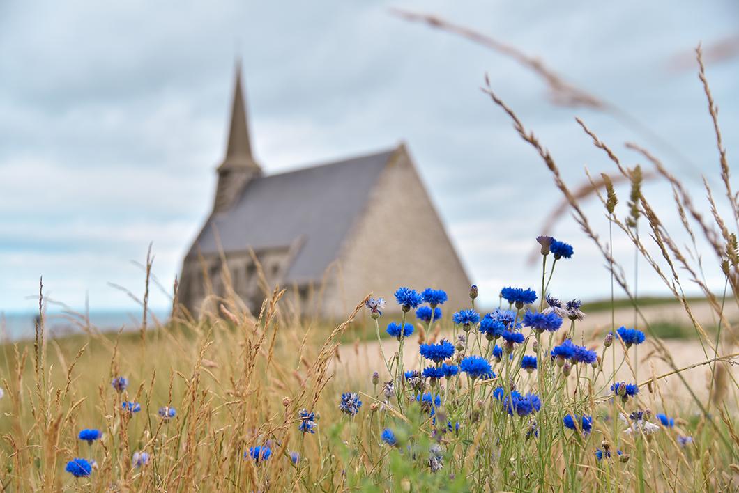 Chapelle Notre-Dame-de-la-Garde à Étretat