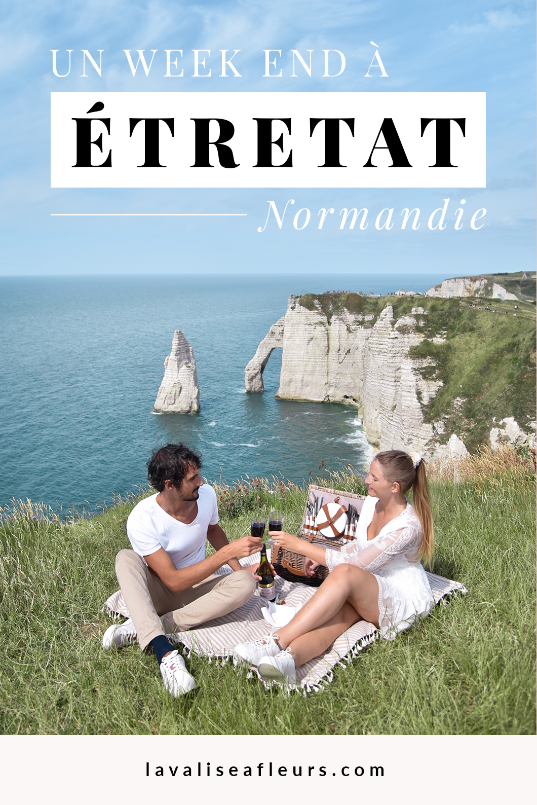 Un week end à Étretat en Normandie