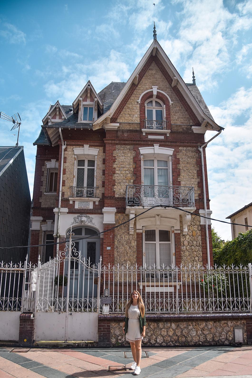 Les plus belles maisons de Deauville