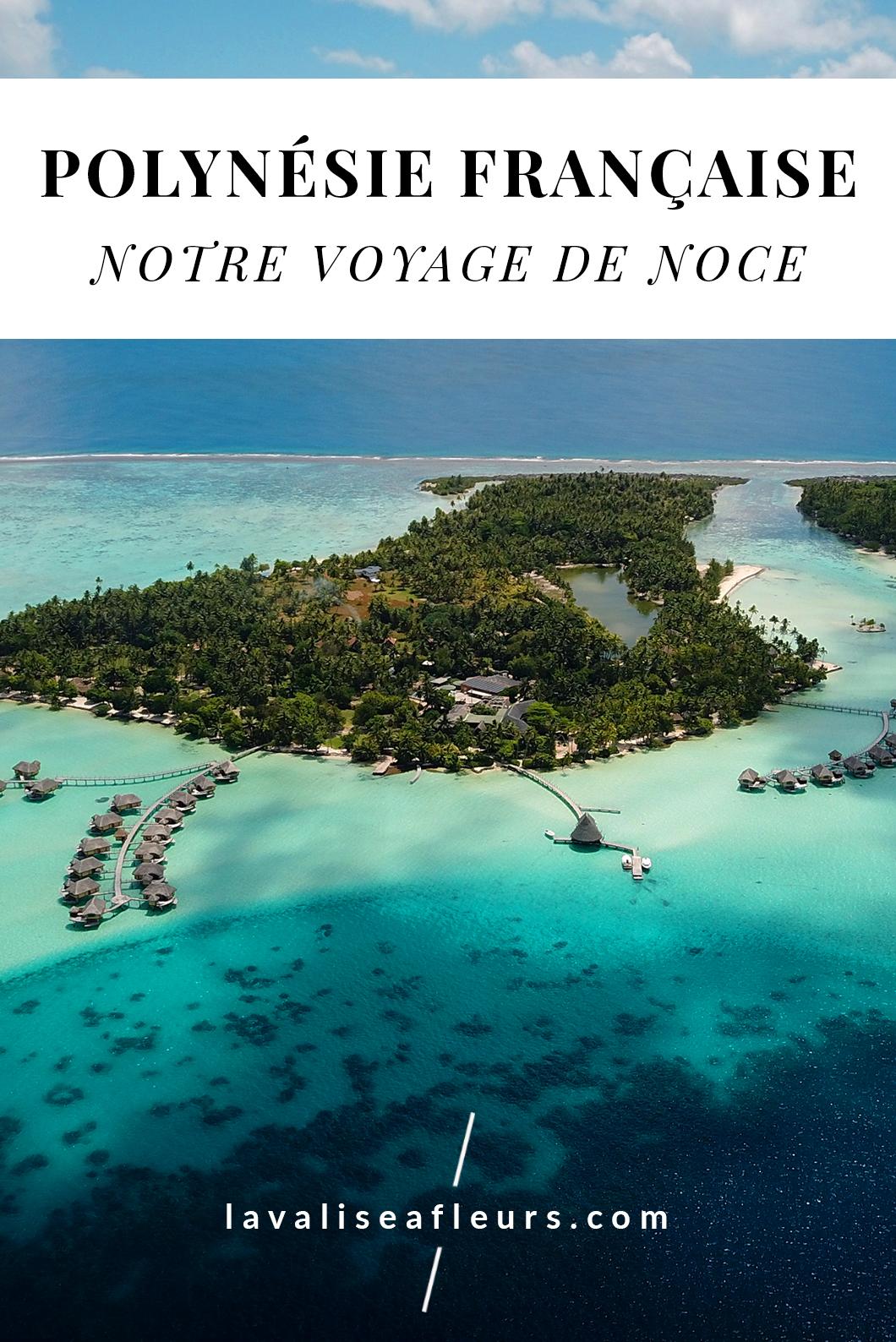 Préparer son voyage de noce en Polynésie Française