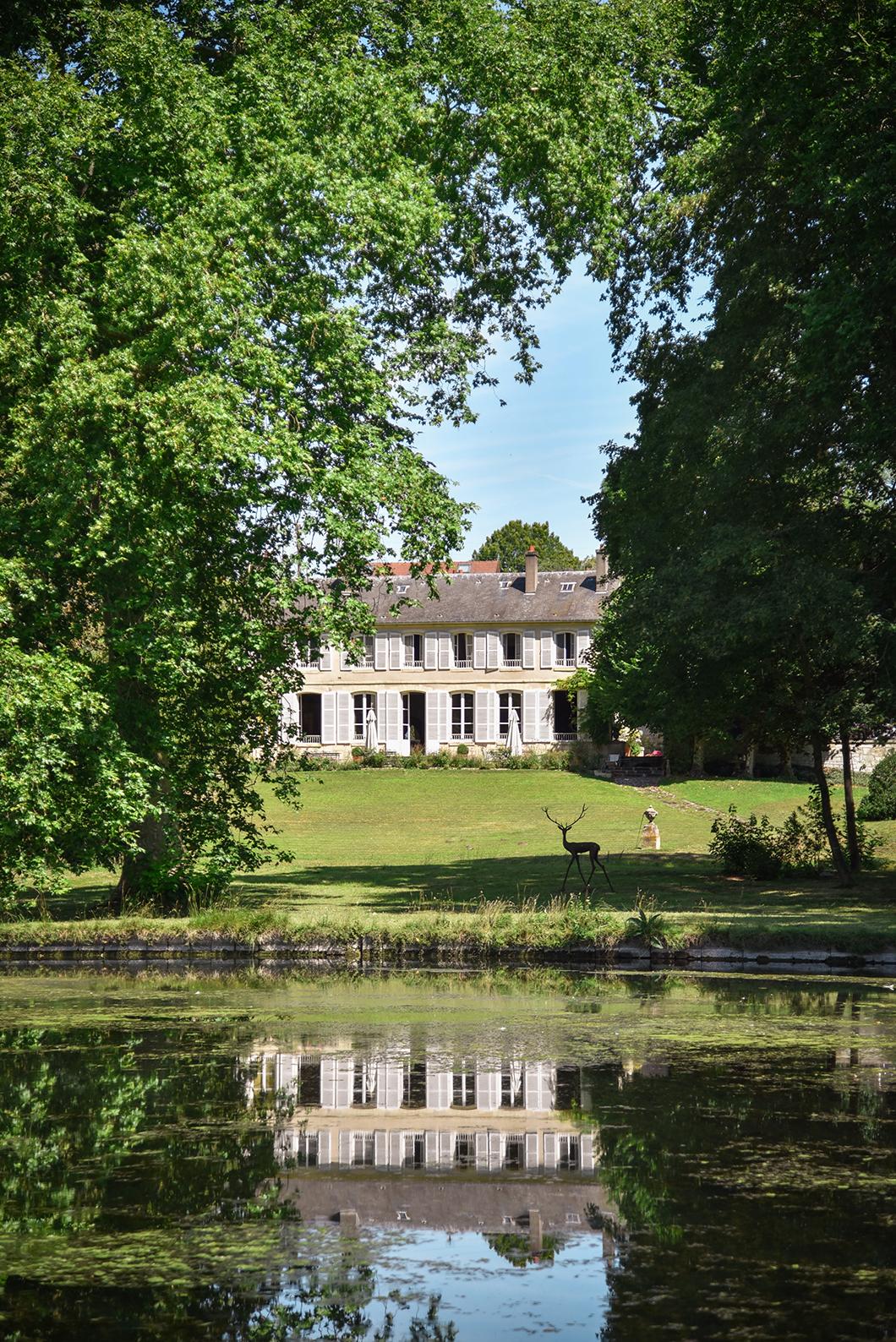 Visiter les jardins du Château de Chantilly