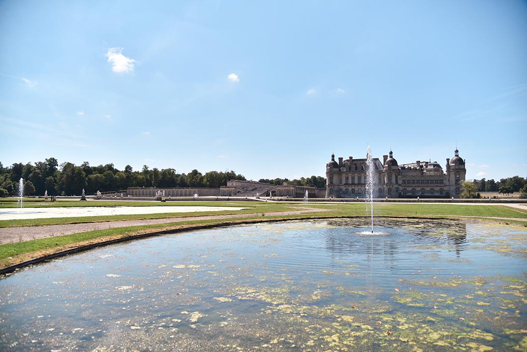 Jardin André Le Nôtre, incontournables à Chantilly