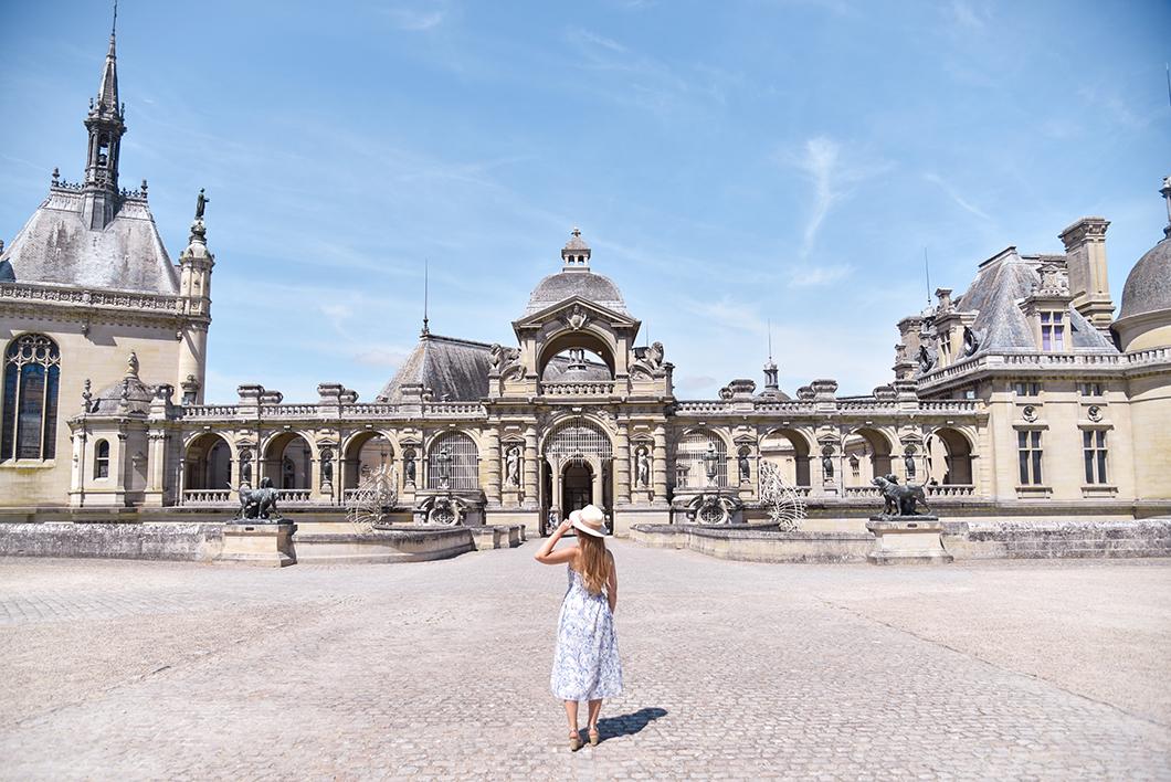Découvrir le Château de Chantilly