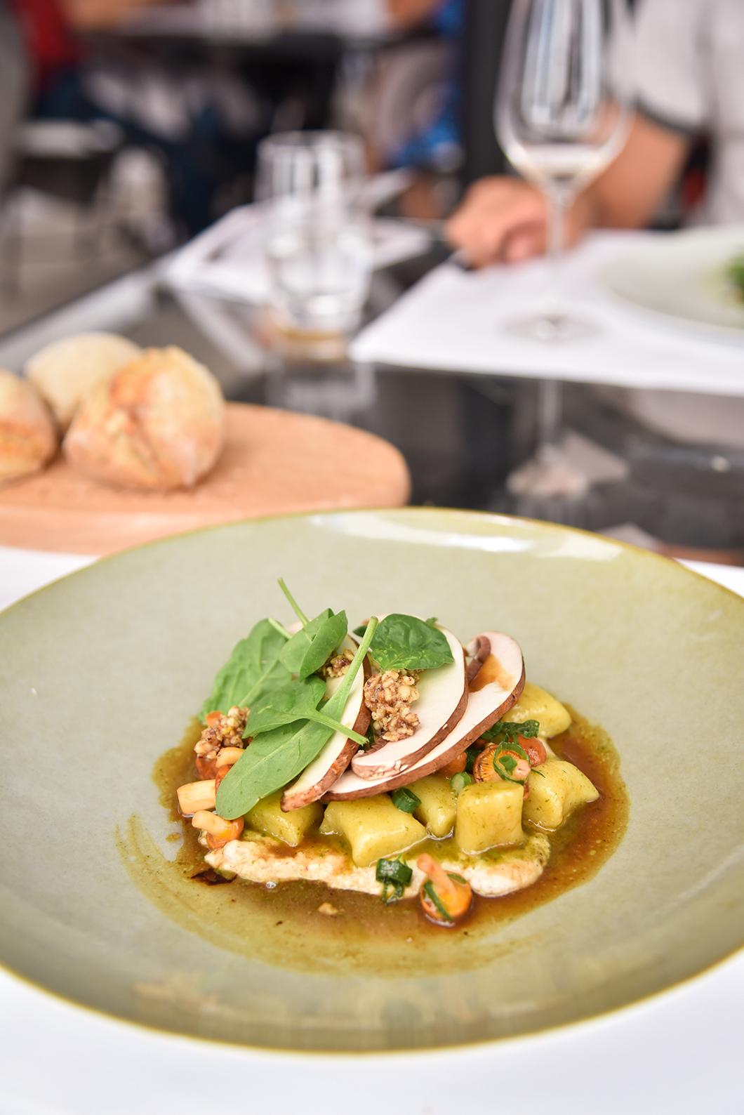 L'Auberge du Jeu de Paume, meilleur restaurant de Chantilly