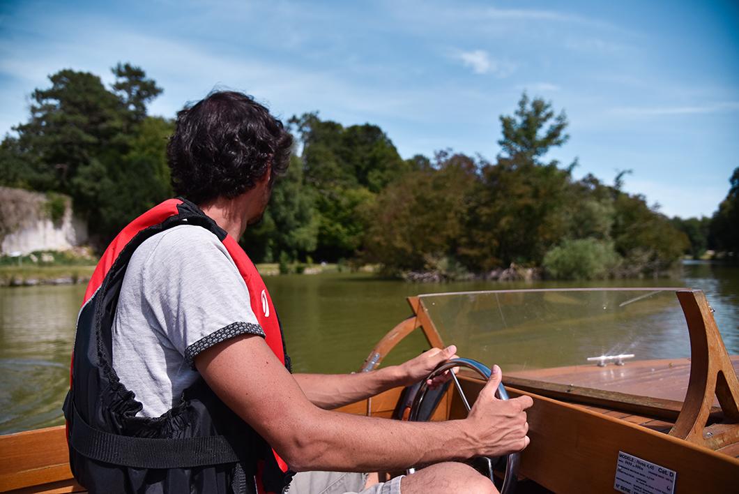 Location de bateau sans permis au Domaine de Chantilly