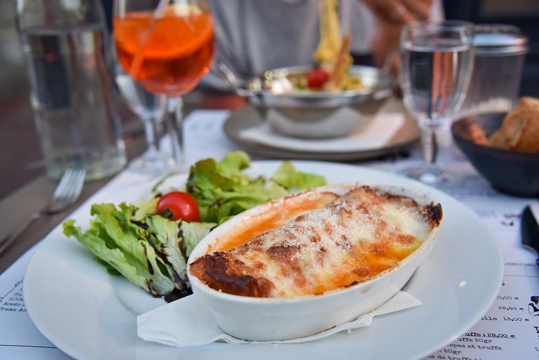 Prego, meilleur restaurant italien à Chantilly