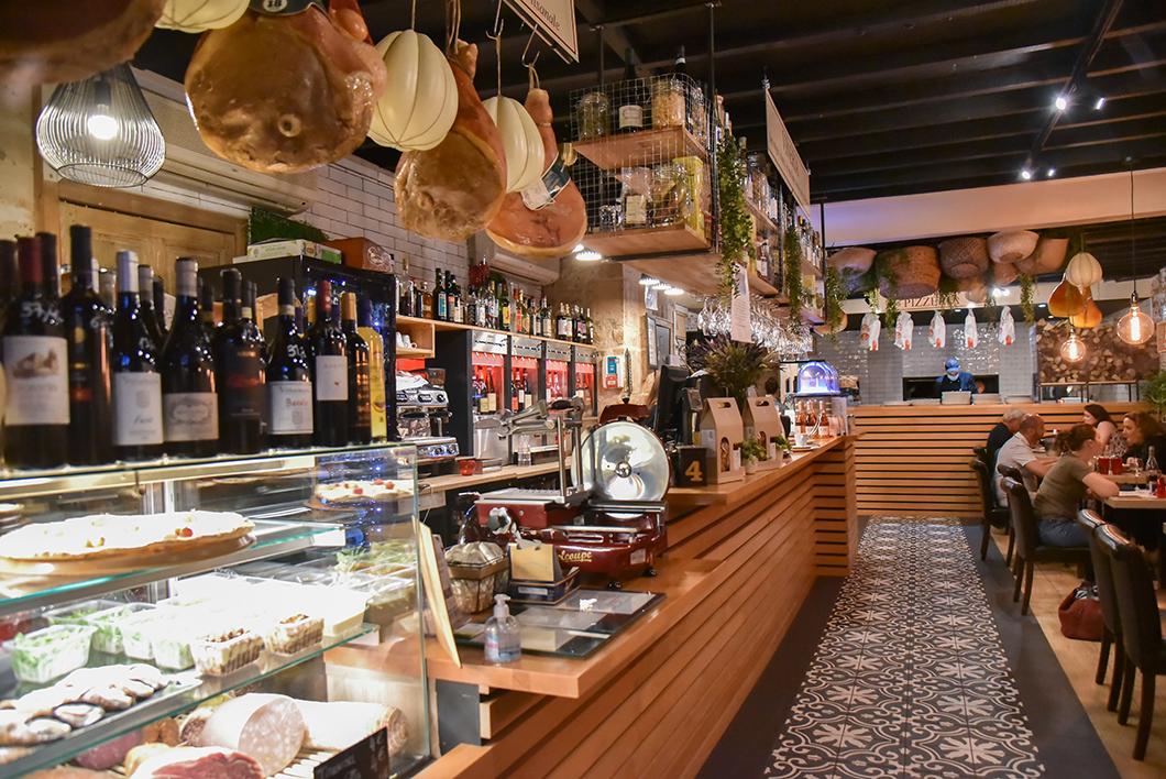 Où manger italien à Chantilly ? Restaurant Prego