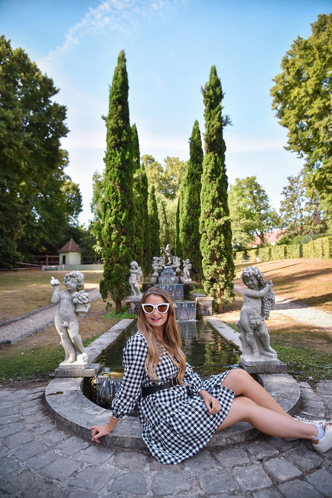 Les plus jolis spots du Potager des Princes à Chantilly