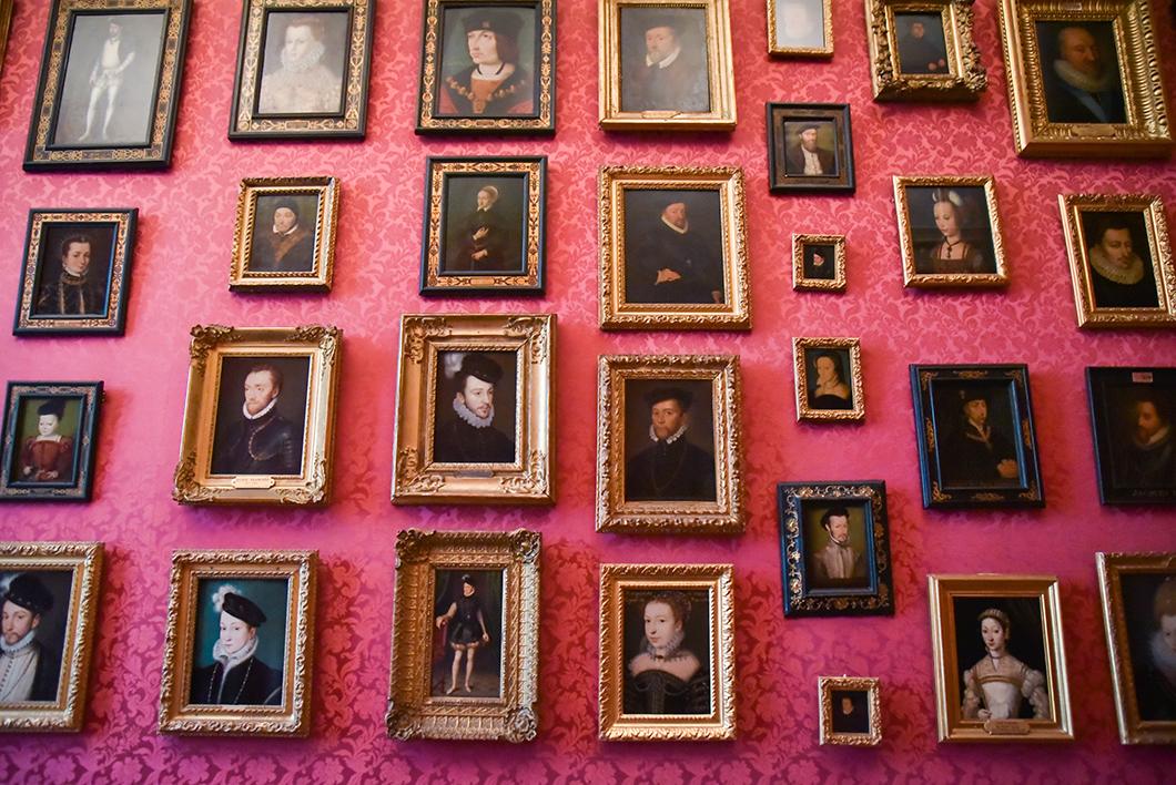Les peintures du Château de Chantilly au Musée Condé