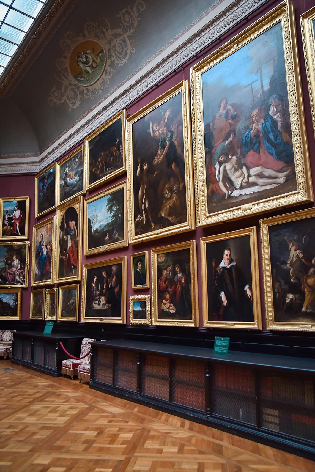 Que faire à Chantilly ? Voir la collection de peintures du Musée Condé