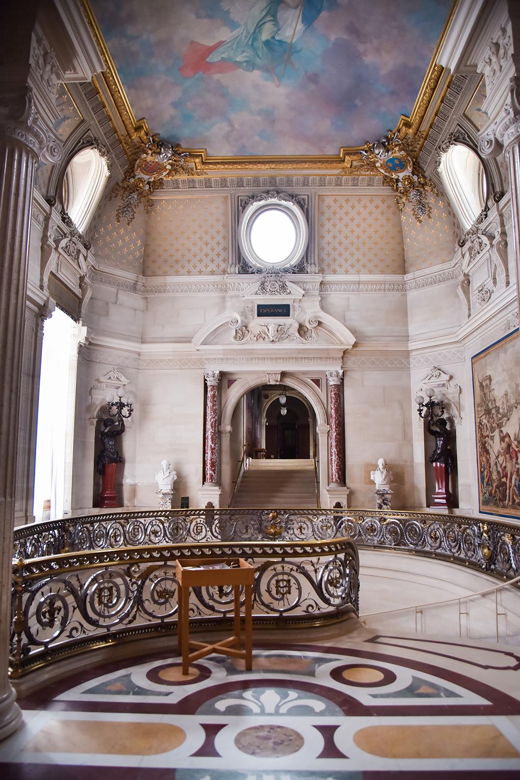 Visiter le Musée Condé dans le Château de Chantilly