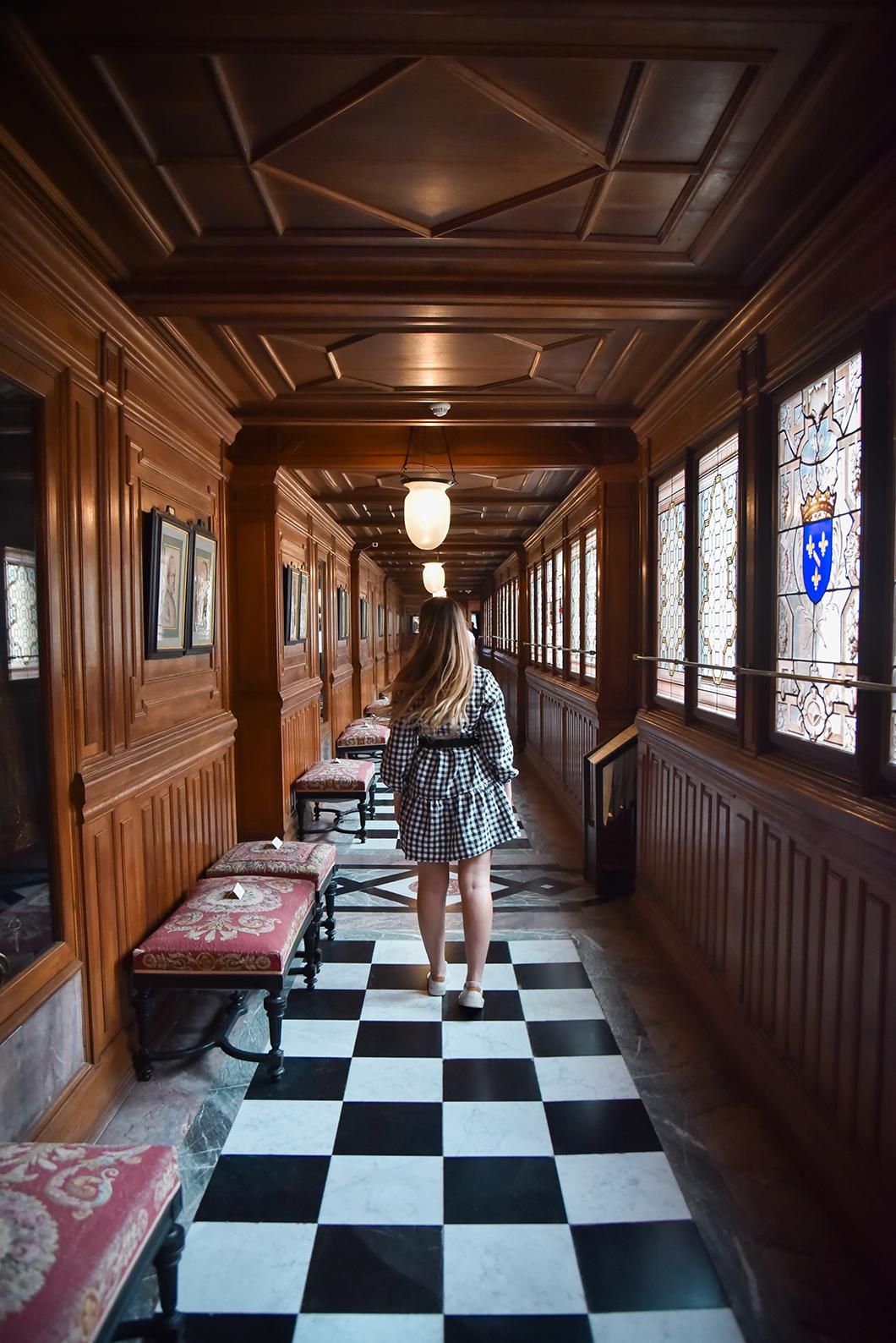 Découvrir l'intérieur du Chateau de Chantilly à 1h de Paris