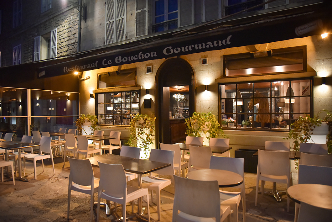 Le Bouchon Gourmand, bon restaurant à Chantilly