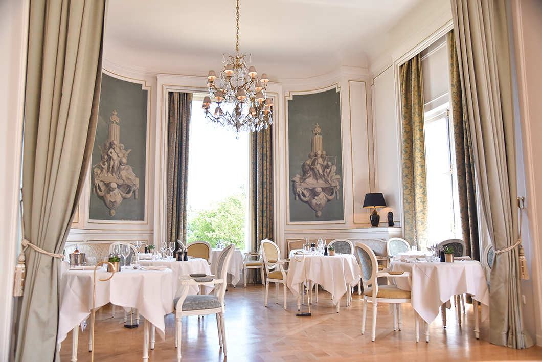 Top des restaurants à Chantilly, le Mont Royal Chantilly