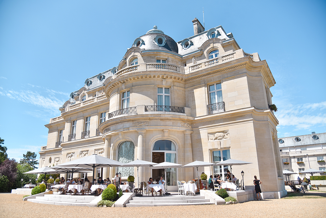 Les plus beaux restaurants de Chantilly, le Mont Royal Chantilly