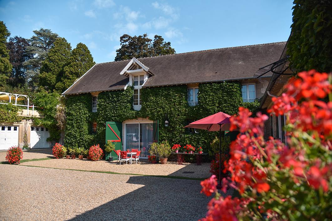 Où dormir à Chantilly ? Le Manoir des Cavaliers