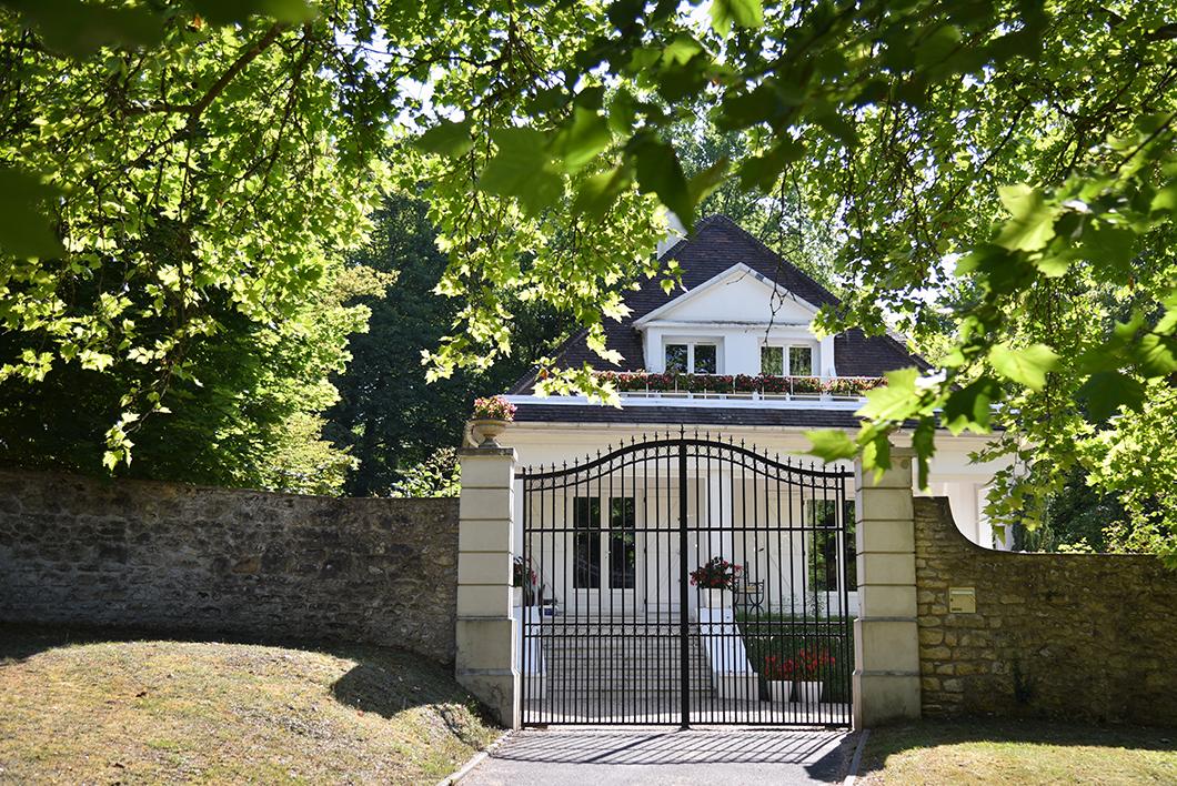 Les jolies maisons de Chantilly