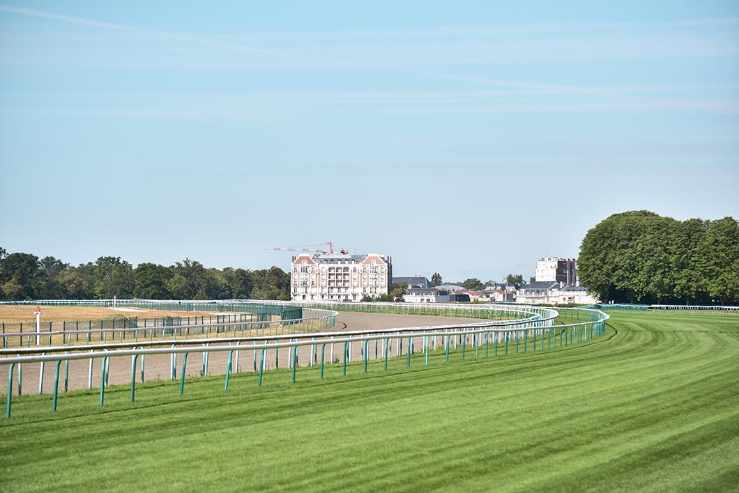 Voir une course à l'Hippodrome de Chantilly