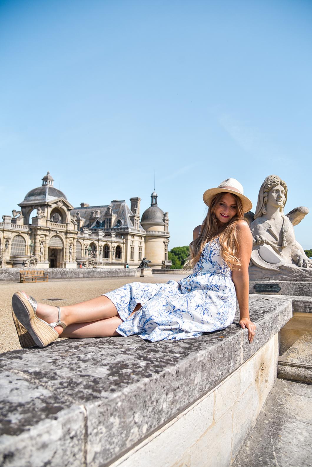 Les spots incontournables du Château de Chantilly