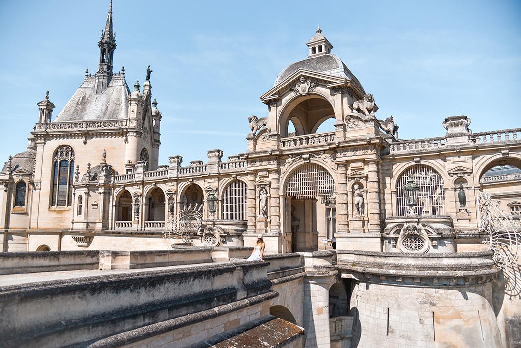 Visiter le Château de Chantilly à moins d'une heure de Paris