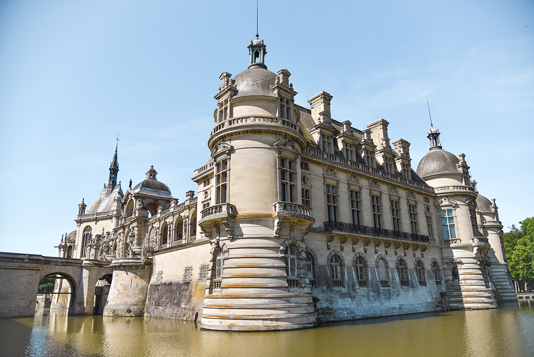 Que faire au Domaine de Chantilly ?