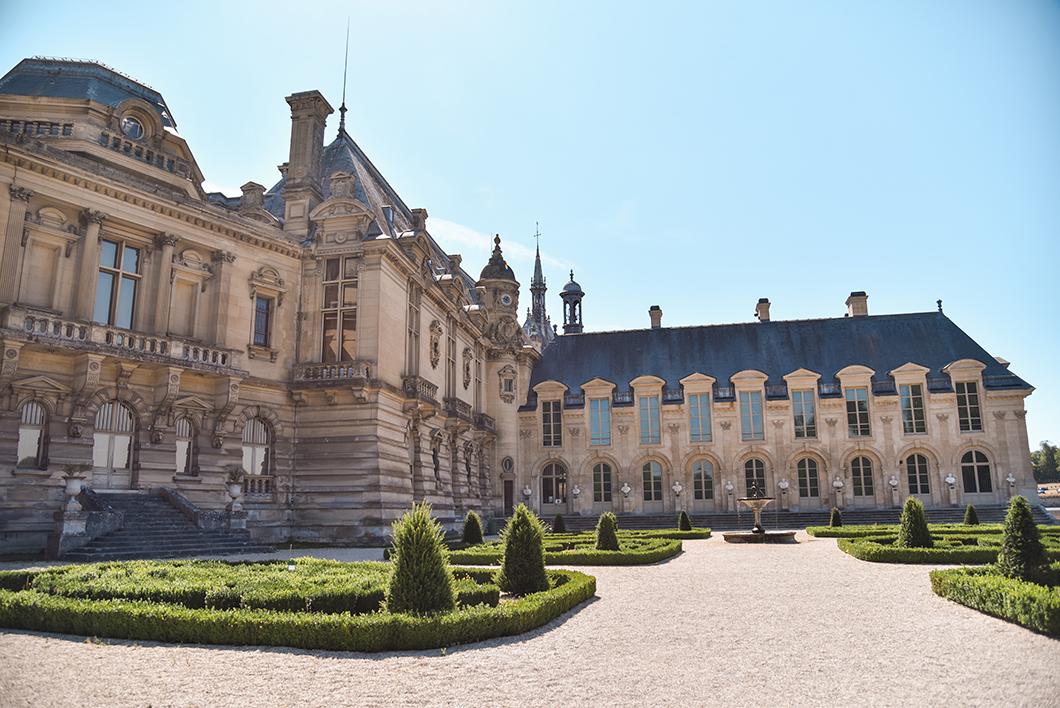 Visiter le Domaine de Chantilly