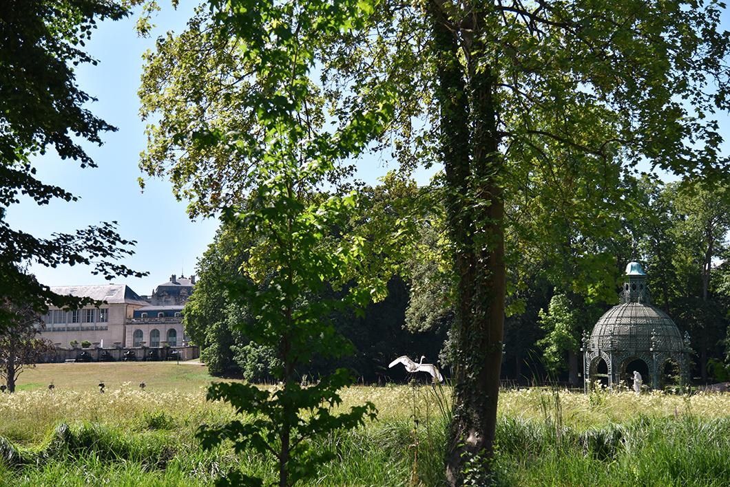 Découvrir les jardins du Château de Chantilly à 1h de Paris
