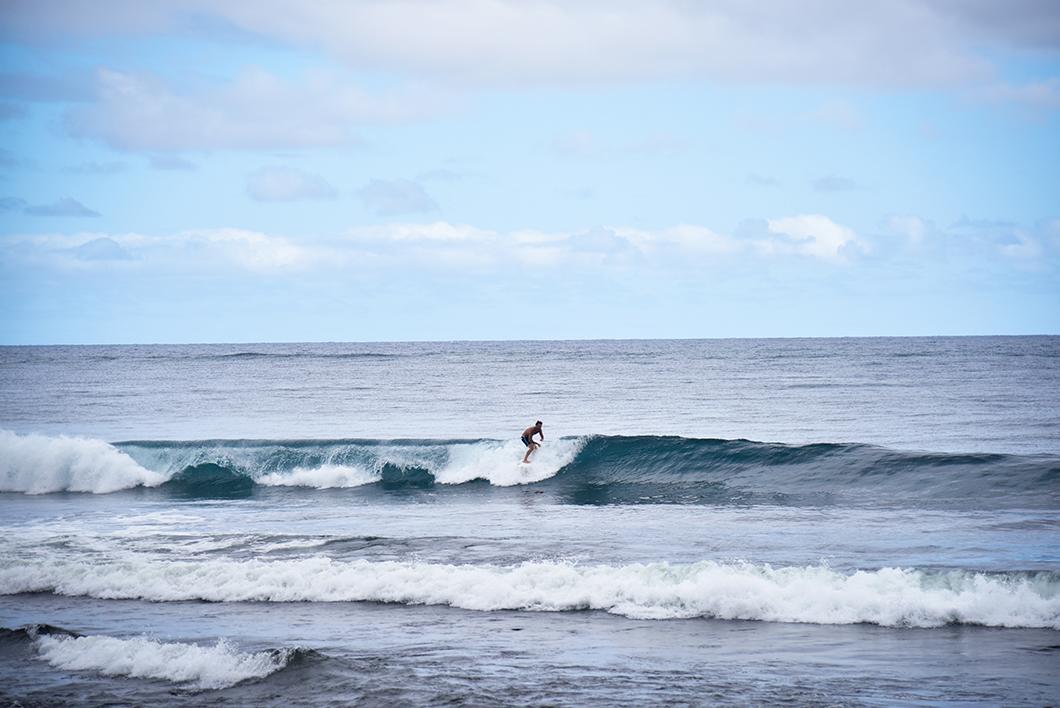 Les plus belles plages de Tahiti, plage Taharuu