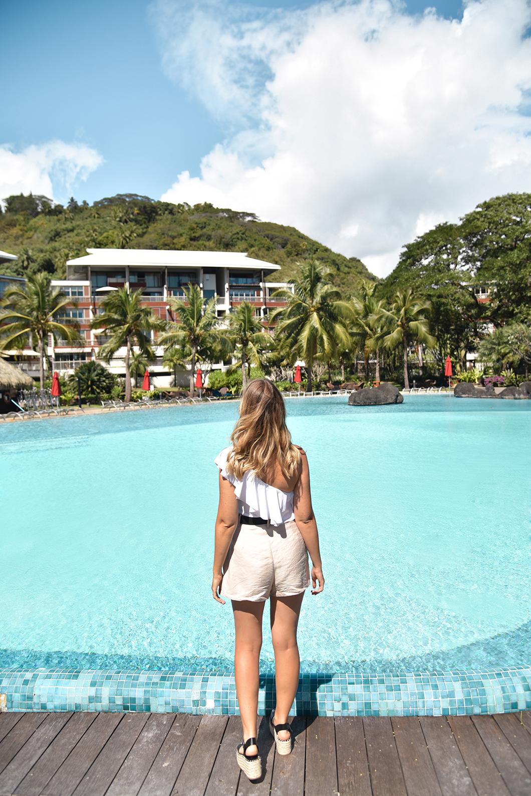 Où dormir à Tahiti ? Le Tahiti Pearl Beach
