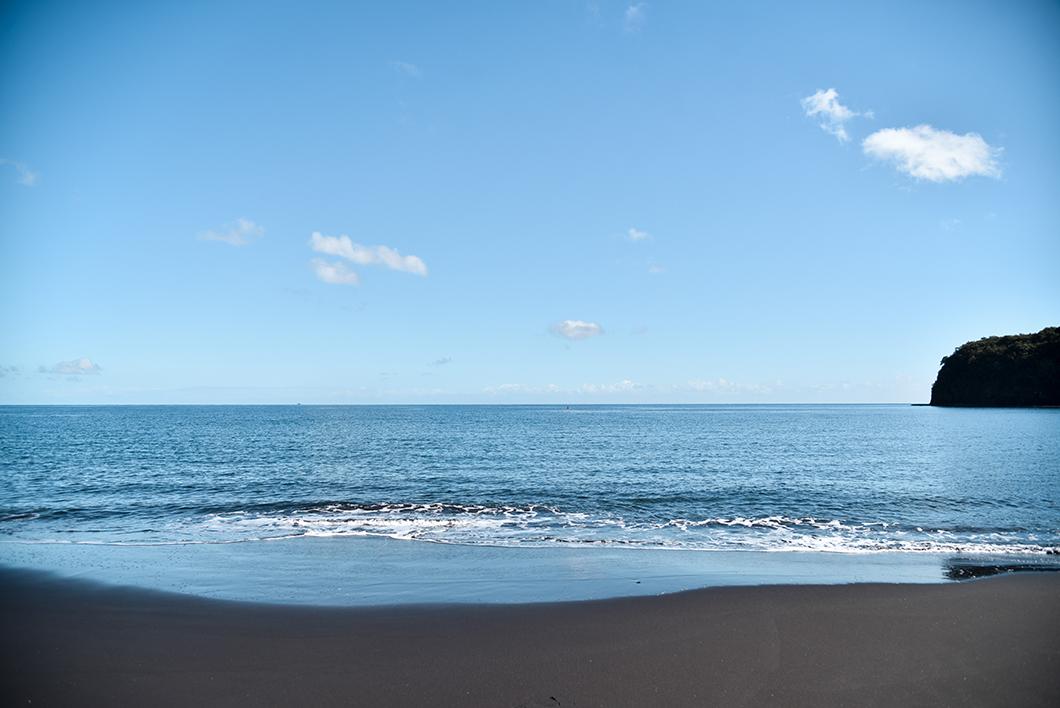 Plage Lafayette, l'une des plus belles plages de Tahiti