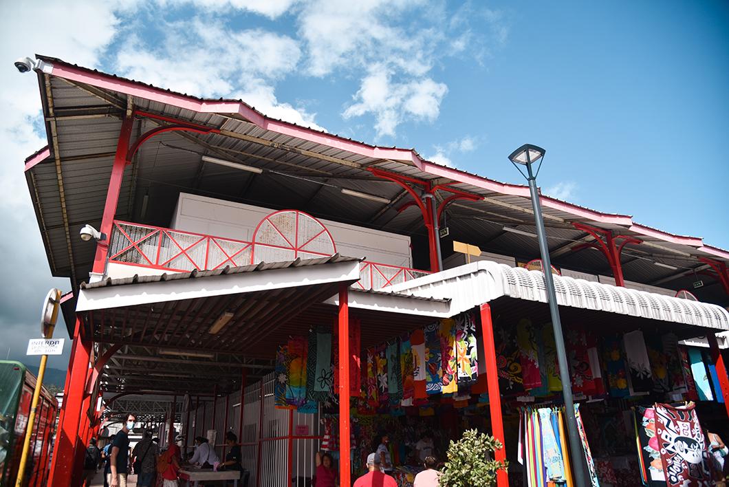 Visiter le marché de Papeete