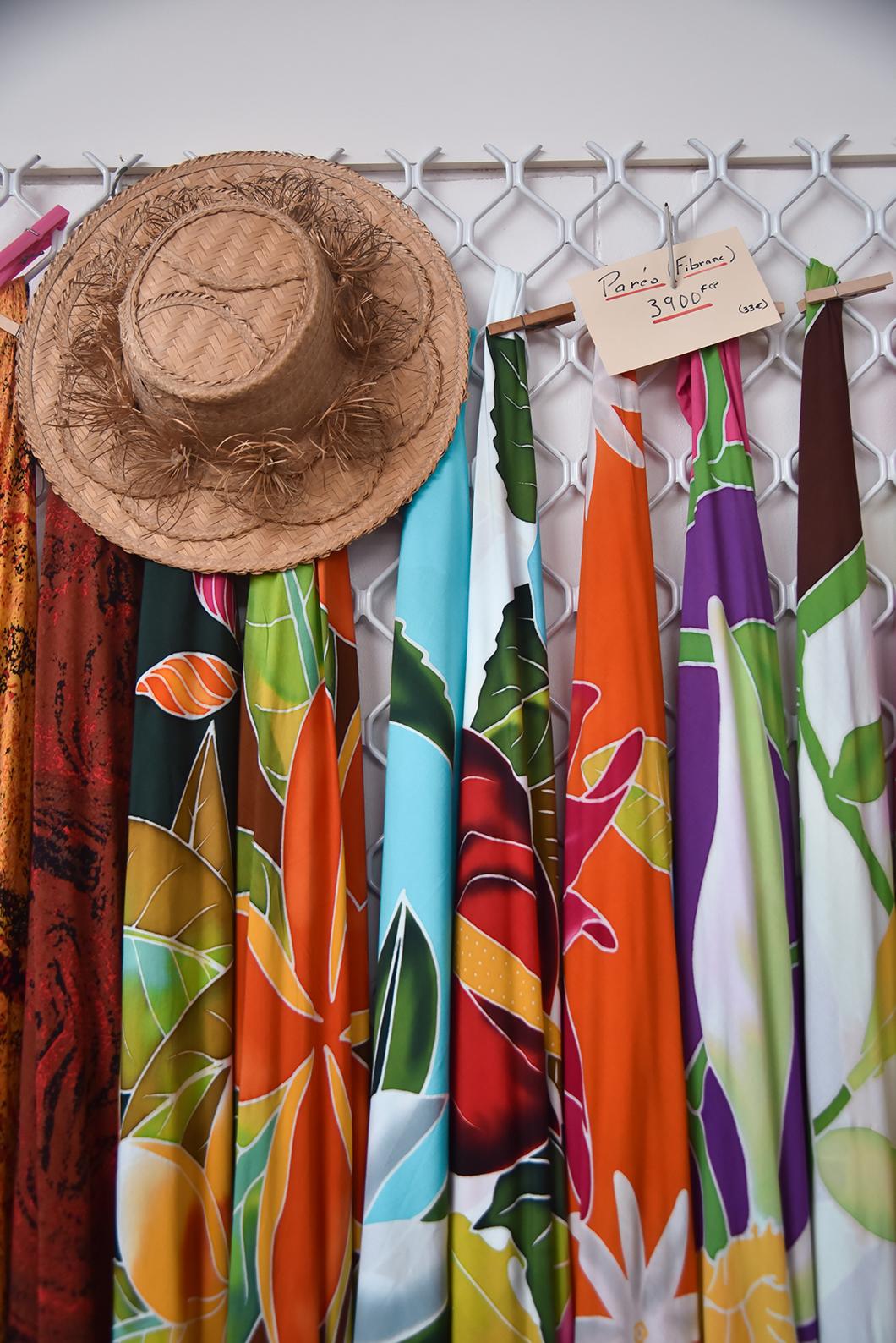 La marché de Tahiti, activité incontournable