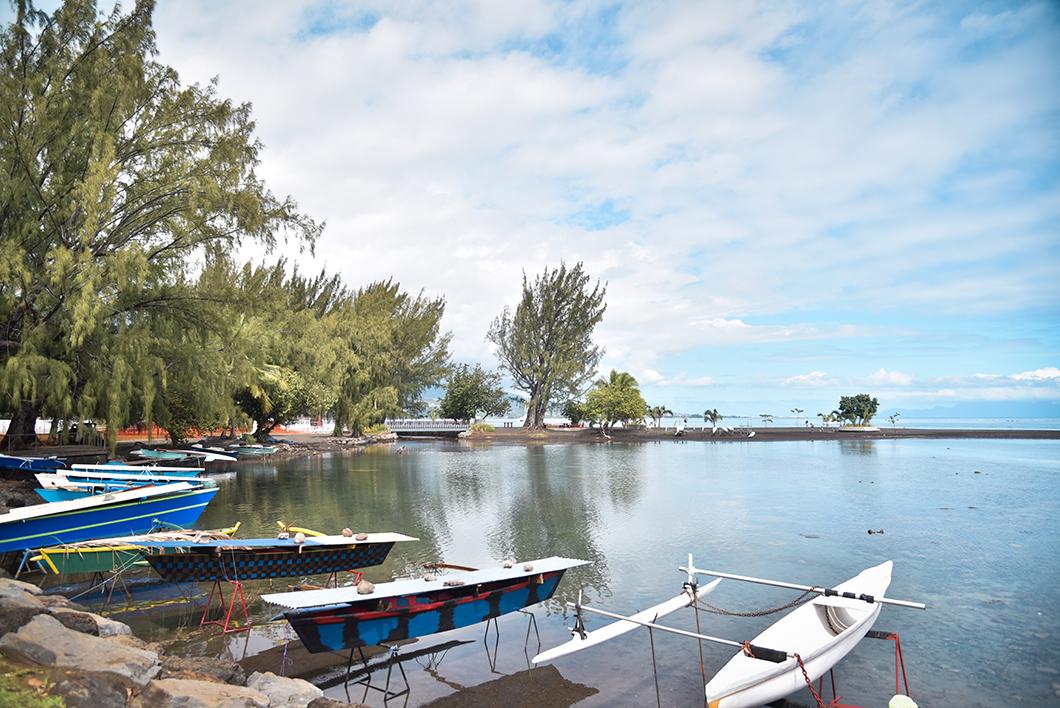 La pointe de Vénus, endroits à voir à Tahiti