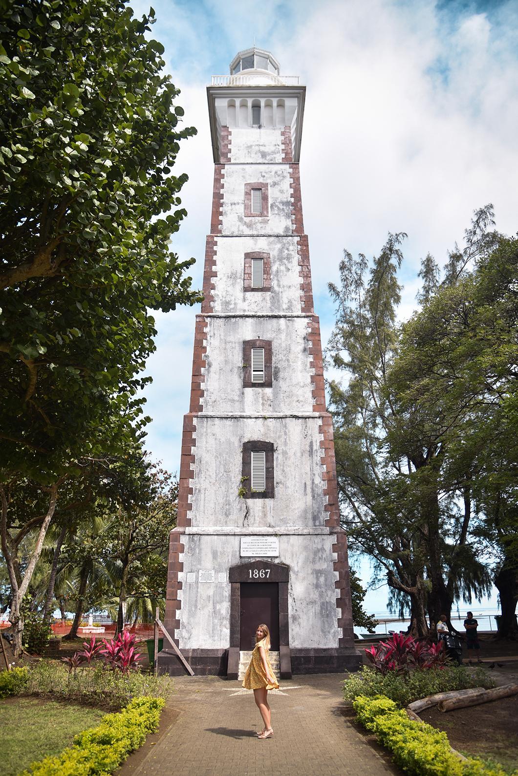 Aller au phare de la pointe Vénus, activité incontournable à Tahiti