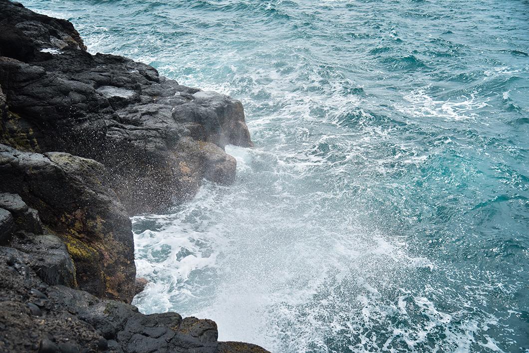 Aller au trou du souffleur, incontournable à Tahiti