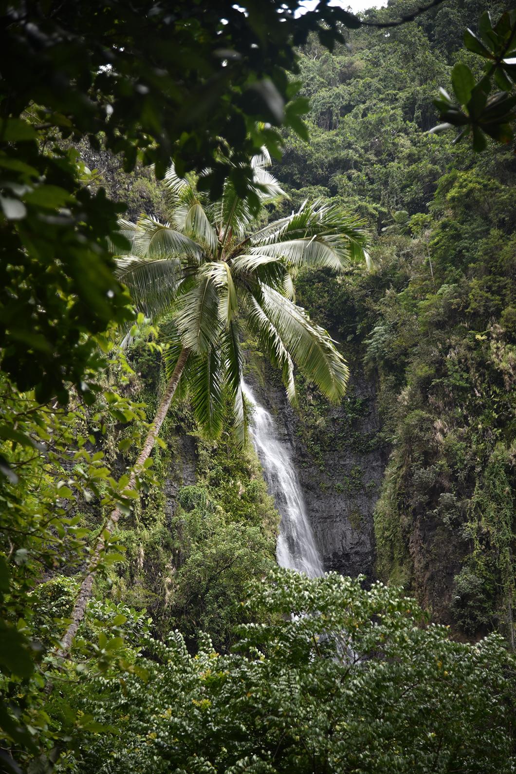 Que faire à Tahiti ? Rando des trois cascades de Faarumai