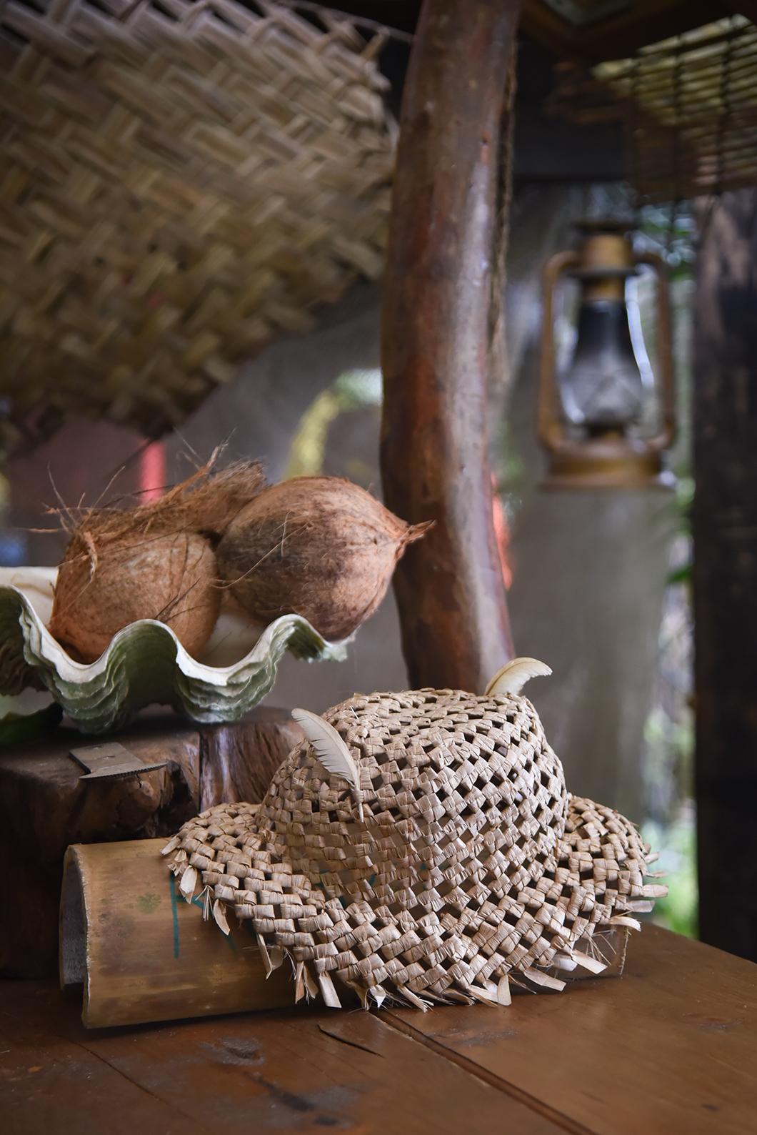 Manger dans une roulotte à Tahiti, au Ô tumu mape
