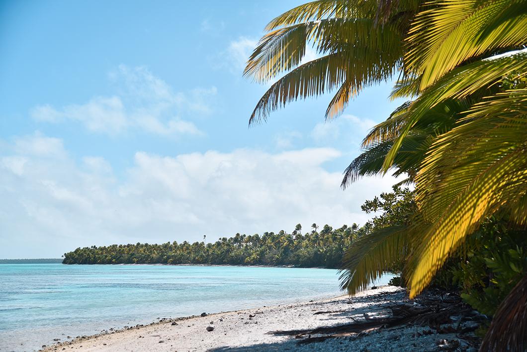 Tetiaroa, l'île de Marlon Brando