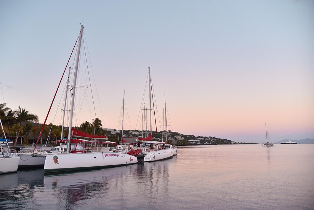Aller en bateau à Tetiaroa avec Poe Charter