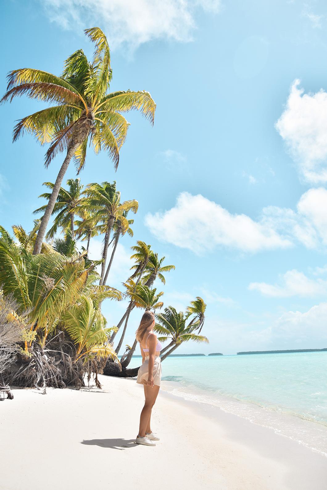 Passer une journée à Tetiaroa en Polynésie Française