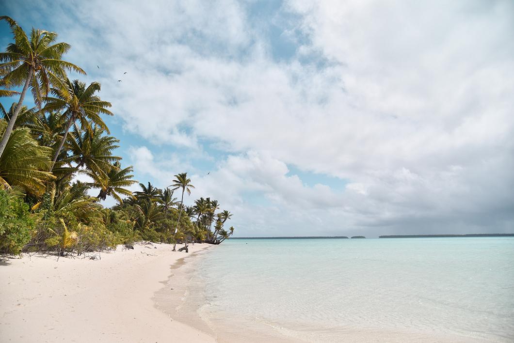 Les plages paradisiques de Tetiaroa à 3h de Tahiti