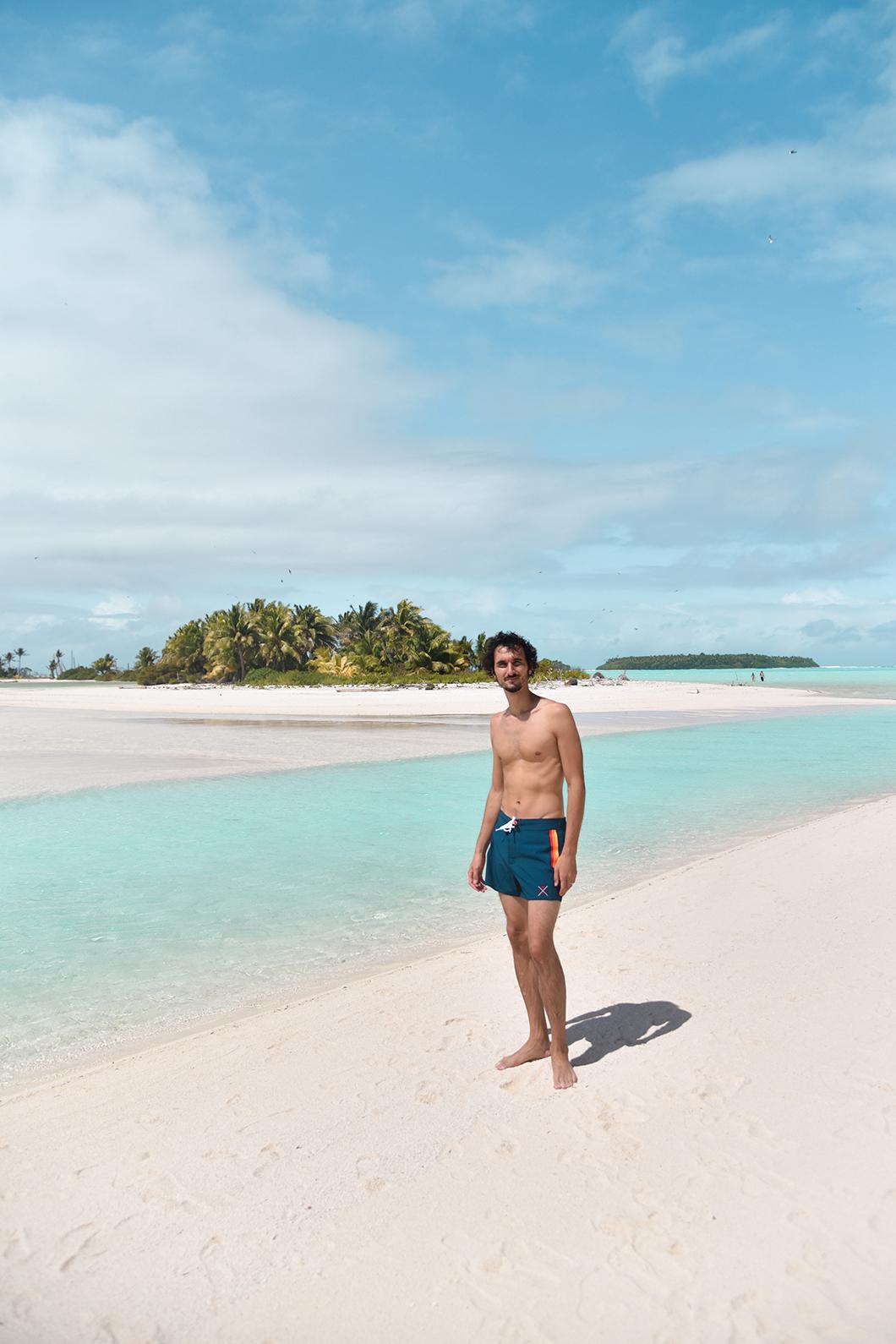 Découverte des plages de Tetiaroa en Polynésie Française